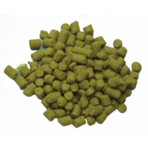 Hallertau Mittelfruh Pellet Hops - 200 gram