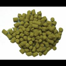 Hallertau Mittelfruh Pellet Hops - 500 gram