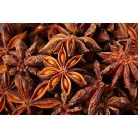 Star Anise - 50 gram